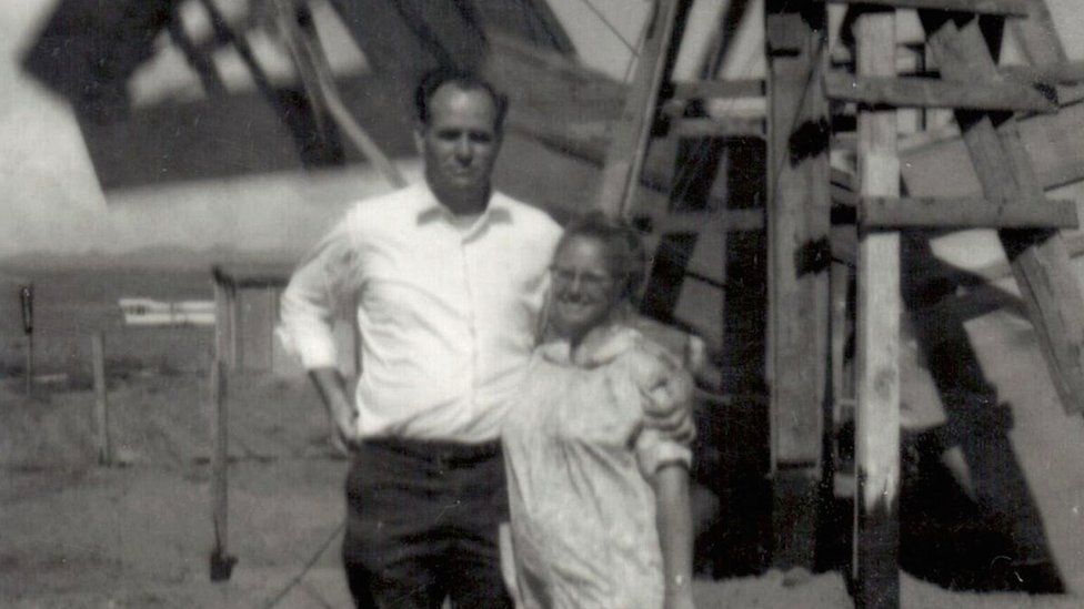 Ervil LeBaron with Anna Mae Marston