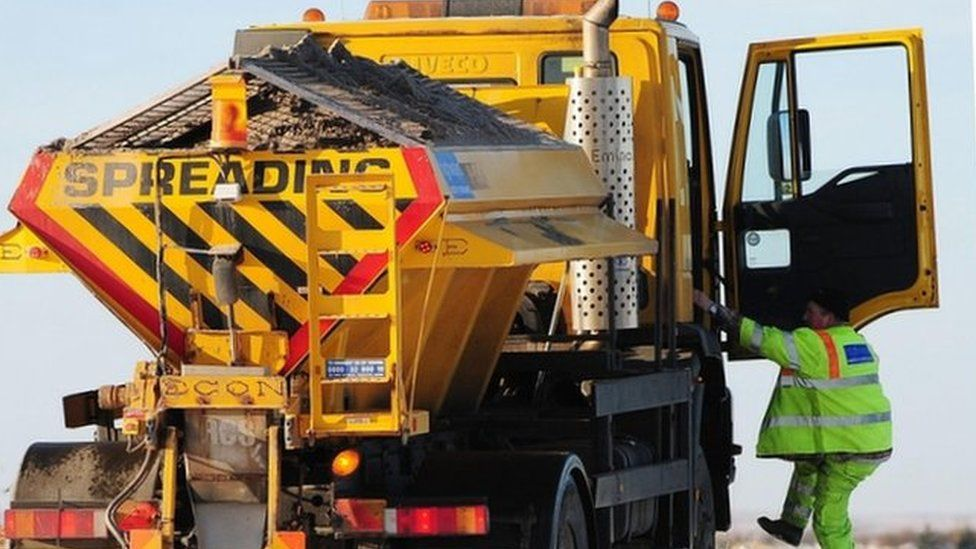 Gritter (generic)