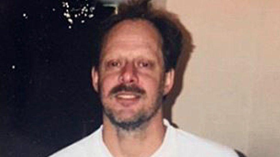 Suspected gunman - undated image
