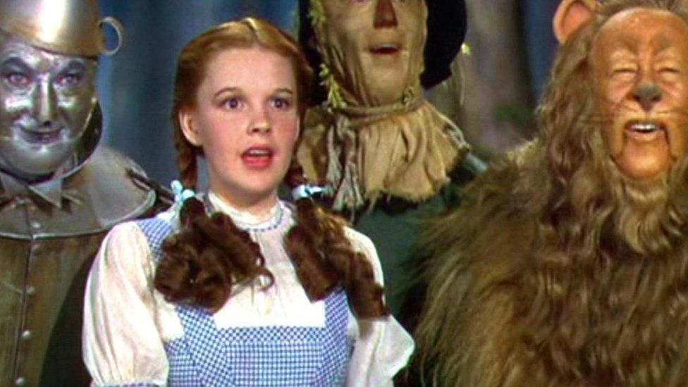 As subversivas mensagens ocultas no clássico filme 'O Mágico de Oz'