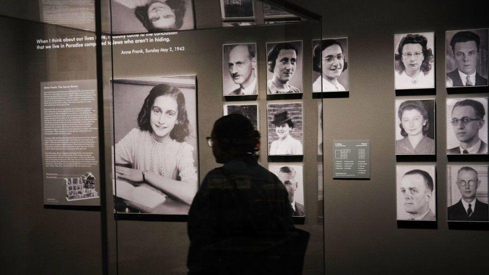 7 preguntas sobre Ana Frank, la autora del diario más famoso del ...