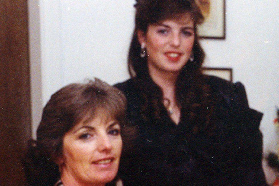 Marie and Helen McCourt