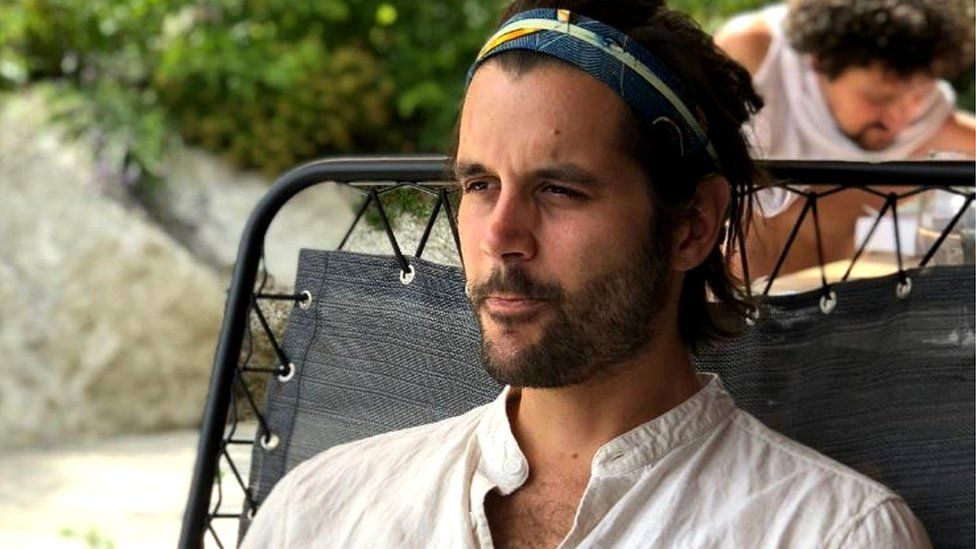 Frenchman Simon Gautier, 27, who went missing in the south of Italy on 9 August 2019