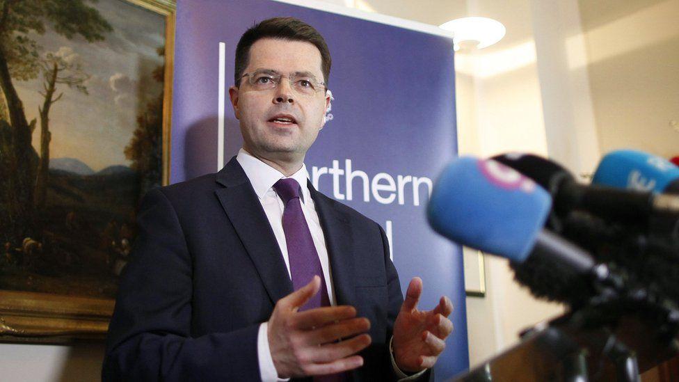 Northern Ireland Secretary James Brokenshire
