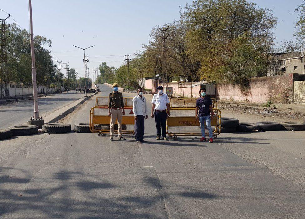 Bhilwara border sealed