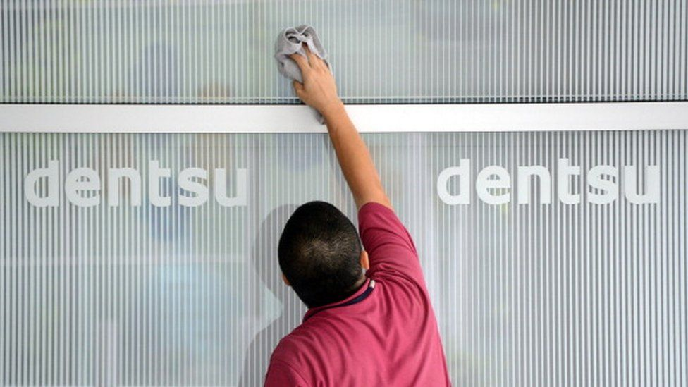 Dentsu headquarters