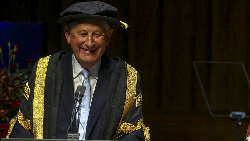 Professor Richard B Davies