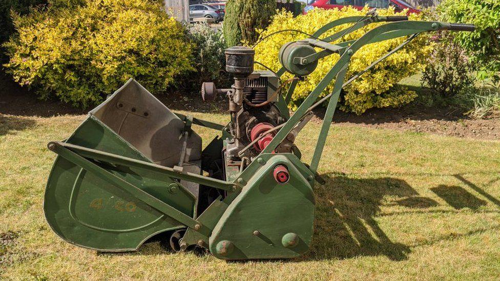 Lawnmower 1950s