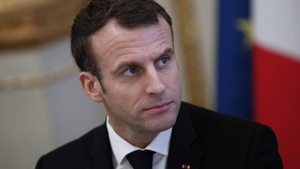 Como o 'Júpiter' Emmanuel Macron despencou do 'Olimpo' na França
