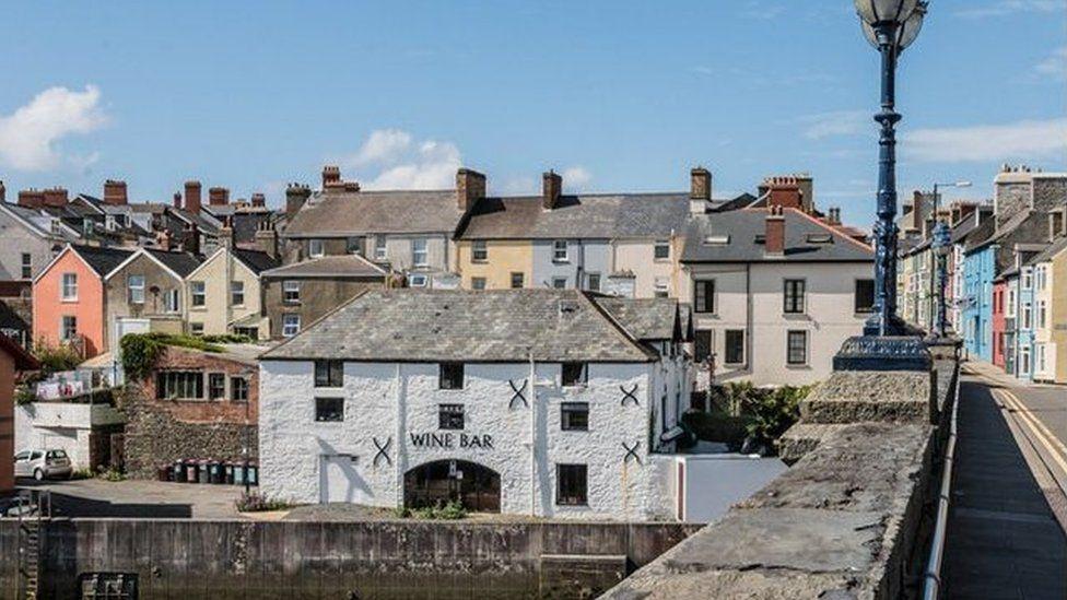 Rummers, Aberystwyth