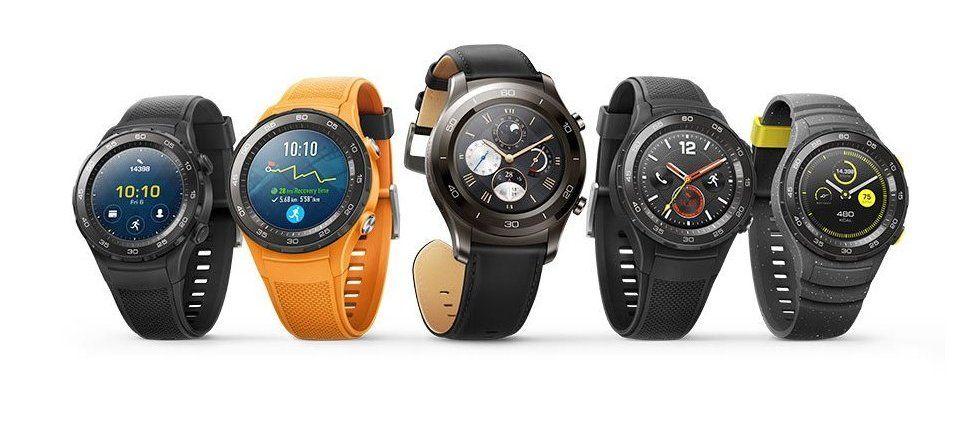 Hauwei's latest smartwatches