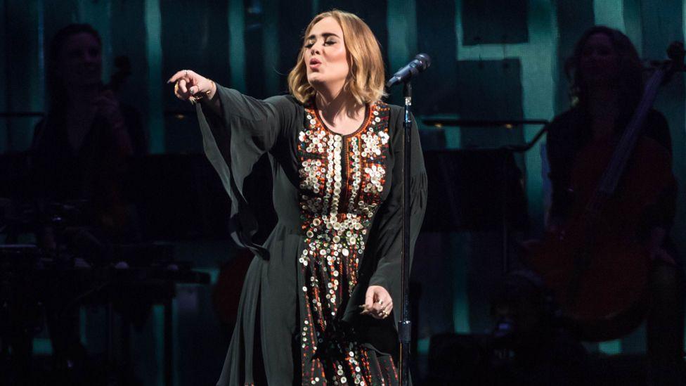 Adele headlines Glastonbury Festival in 2016