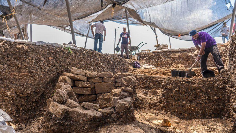 археологічні роботи