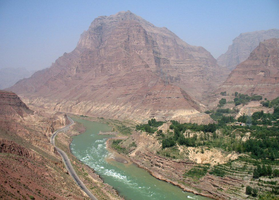 Jishi Gorge