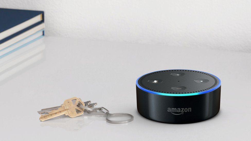 Amazon Echo Dot speaker