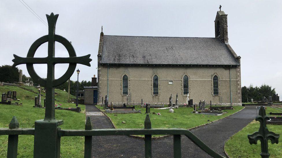 Sacred Heart Church in Boho