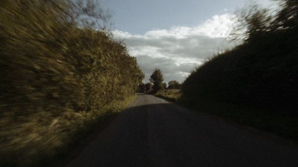 A road in Cheltenham