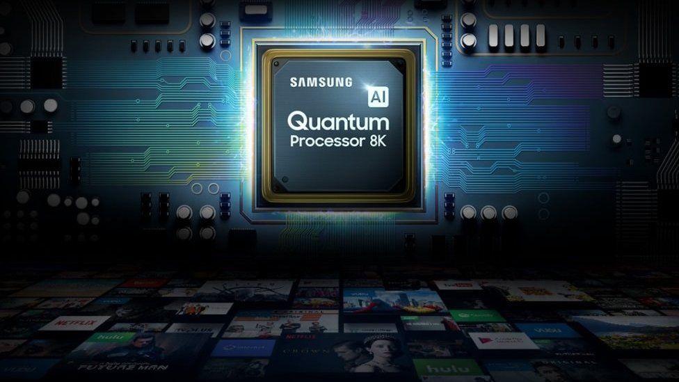 Samsung AI Quantum Processor