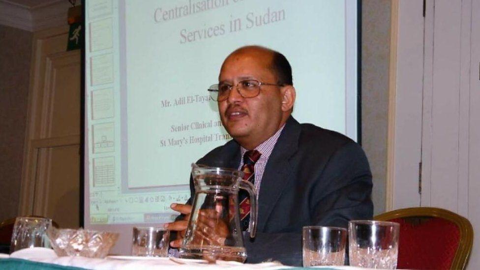 Dr Adel El Tayar