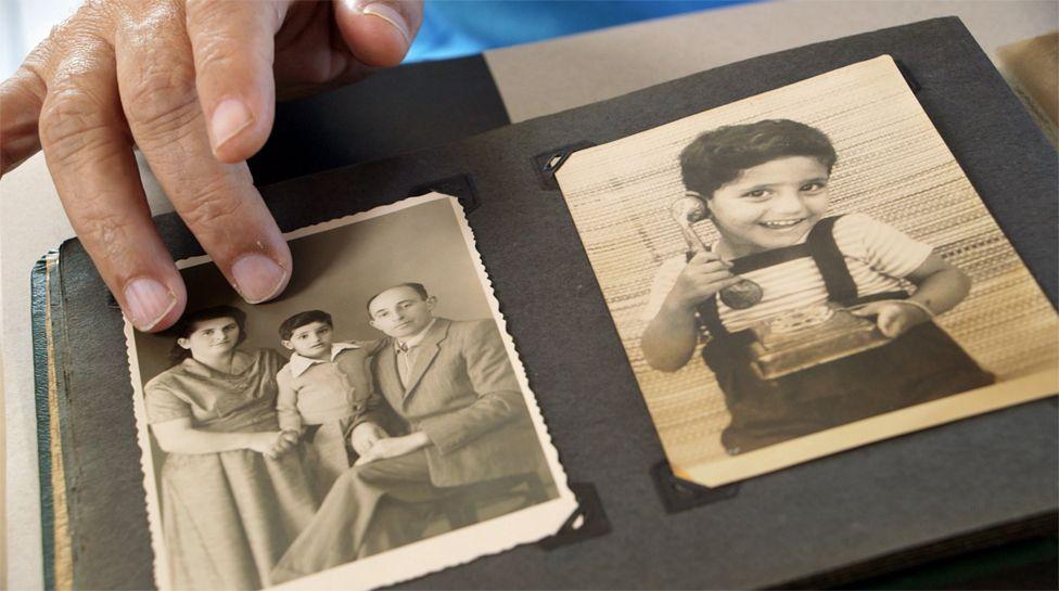 Yehuda's adoptive family