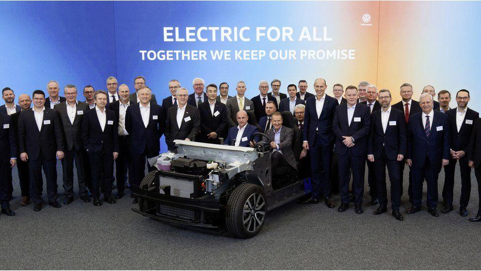 VW board members