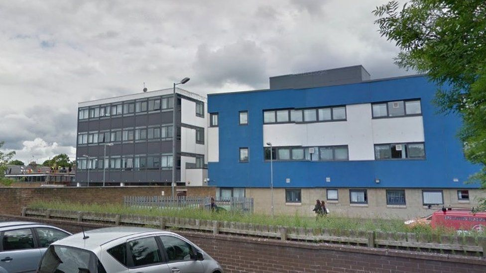 Knox Academy, in Haddington