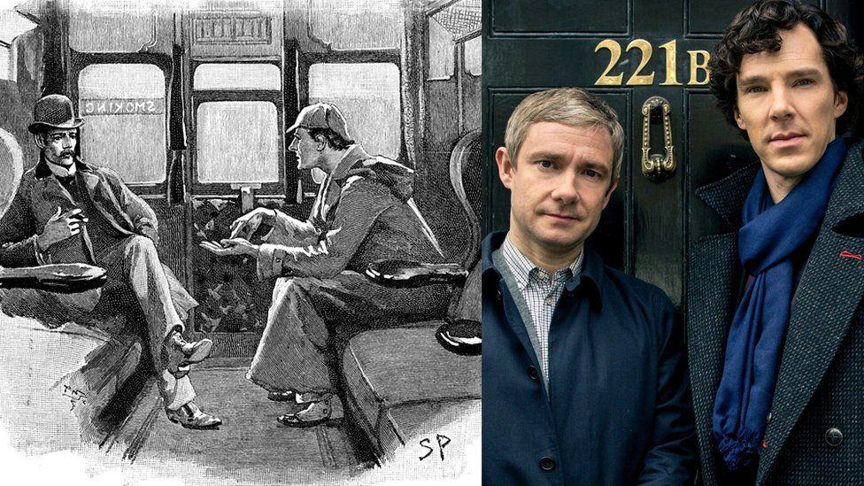 Watson a Holmes
