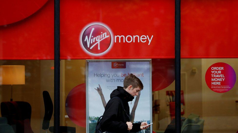 Virgin Money branch