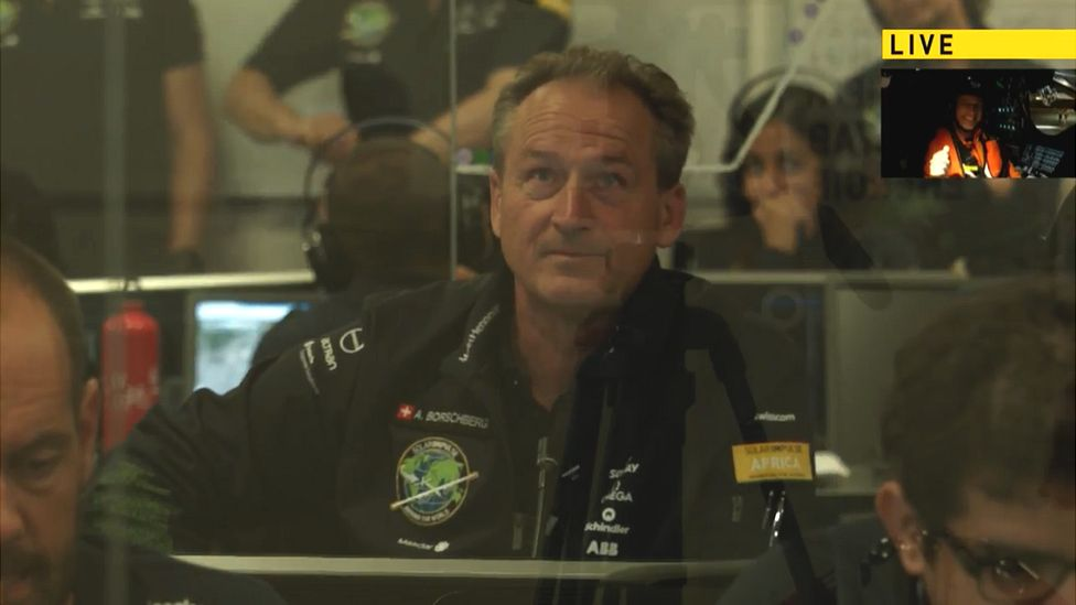 Andre Borschberg