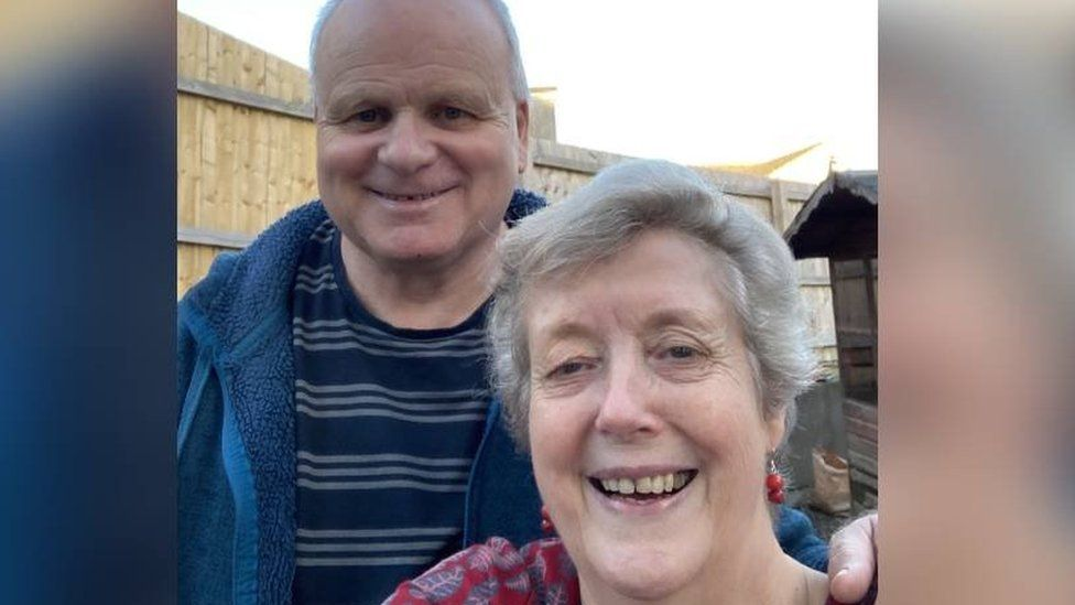 Brian and Helen Harrison