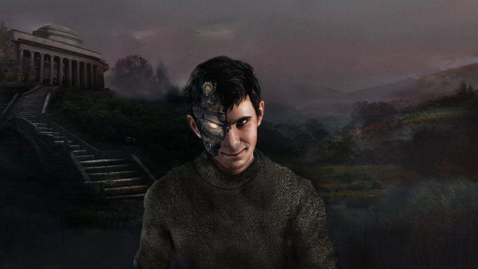 Norman, psychopathic AI