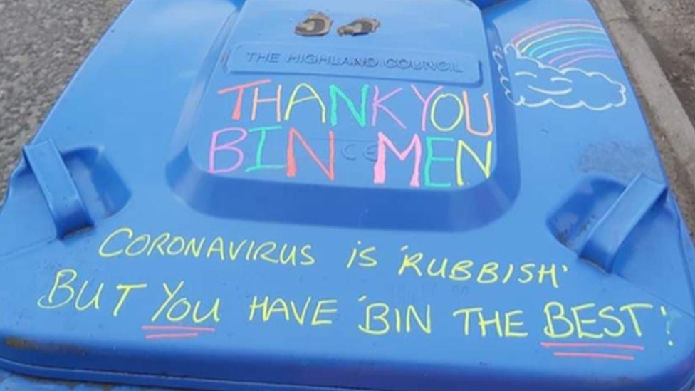 Highlands bin