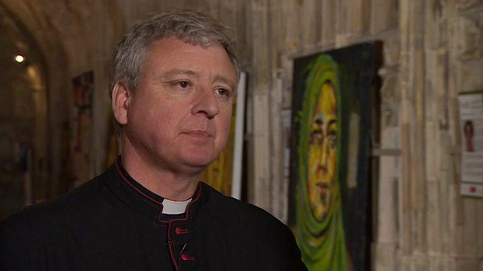 The Very Reverend Stephen Lake