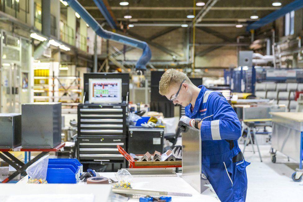 Submarine workshop, Barrow