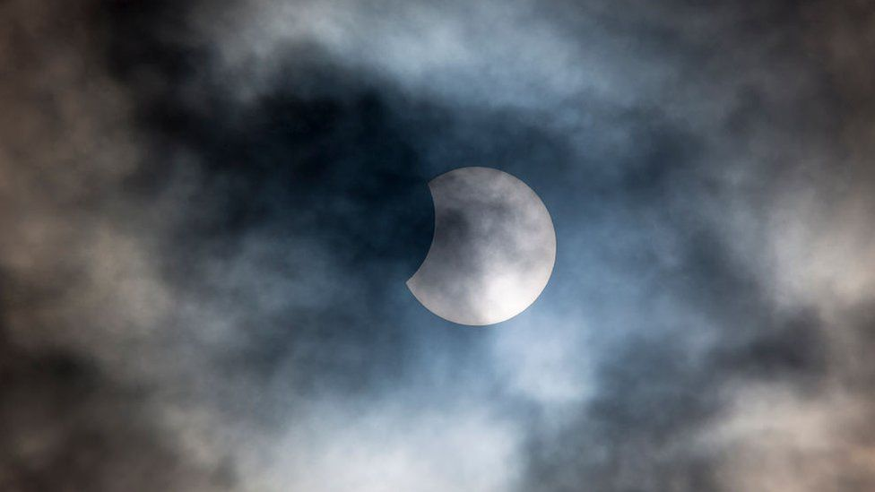 Solar eclipse will create a rare crescent sunrise for millions of viewers