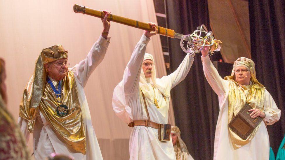 Seremoni Cyhoeddi Eisteddfod Genedlaethol Ynys Môn