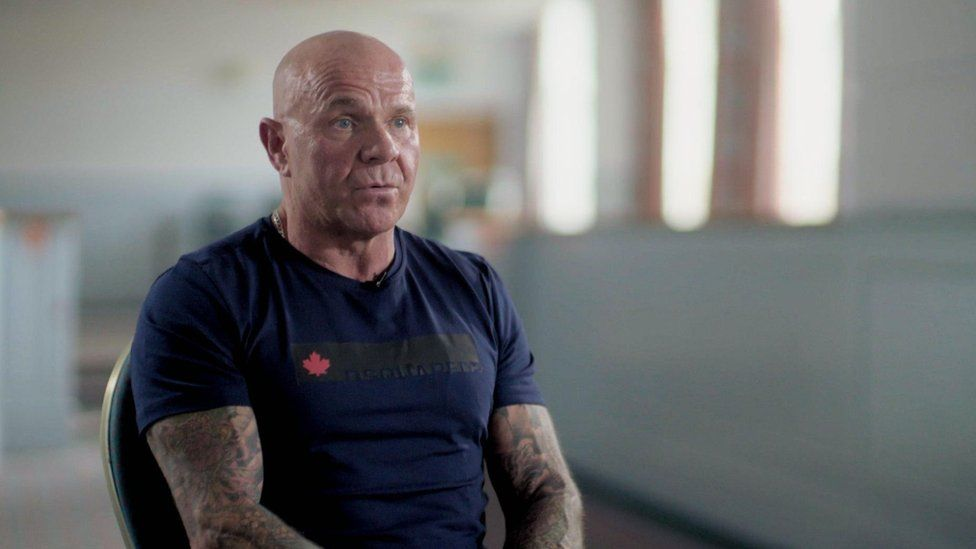 Former UDA boss Johnny Adair states he was receiving weapons from Ulster Resistance in the early 1990s