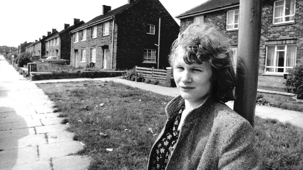 Andrea Dunbar in 1980