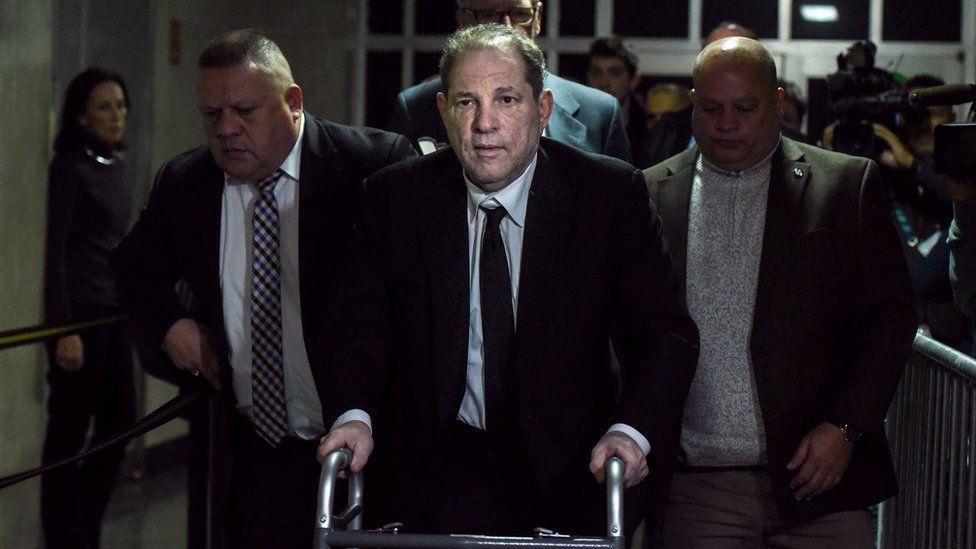 Harvey Weinstein: 5 claves del juicio por delitos sexuales al exproductor de cine de Hollywood