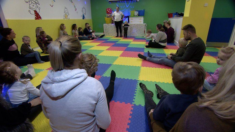 Essex mum opens children's centre after council closures