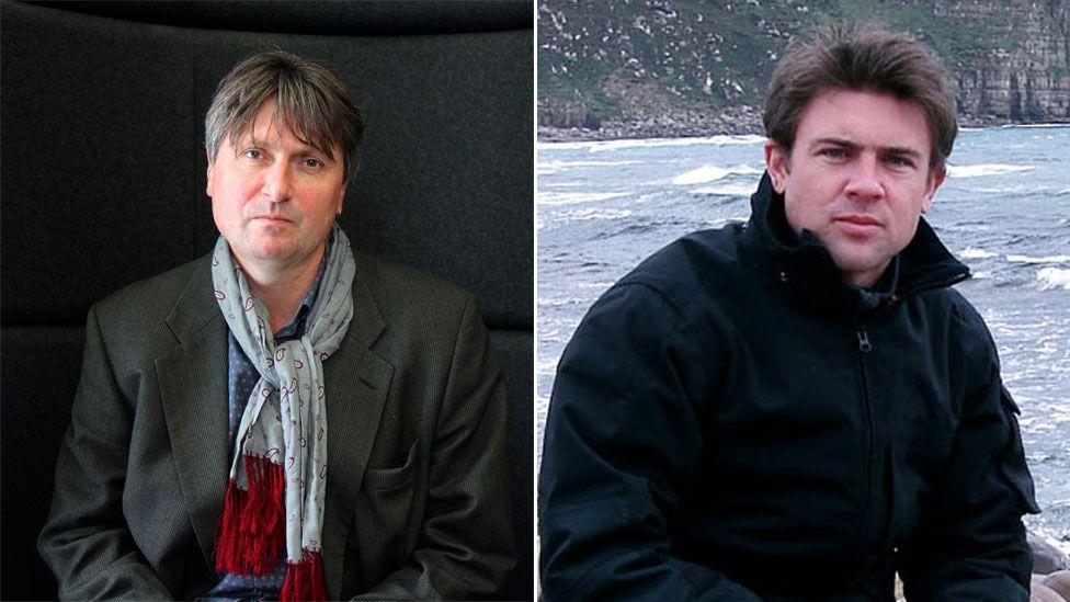 Simon Armitage and Owen Sheers