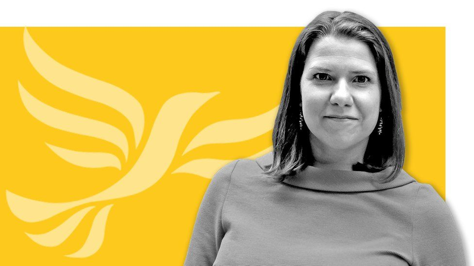 Jo Swinson, Leader of the Liberal Democrat party