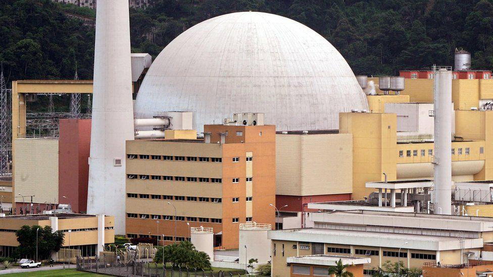 Brazil's nuclear power plant Angra 2