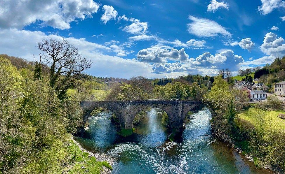 Clydesholm Bridge