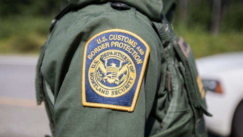 US Customs uniform
