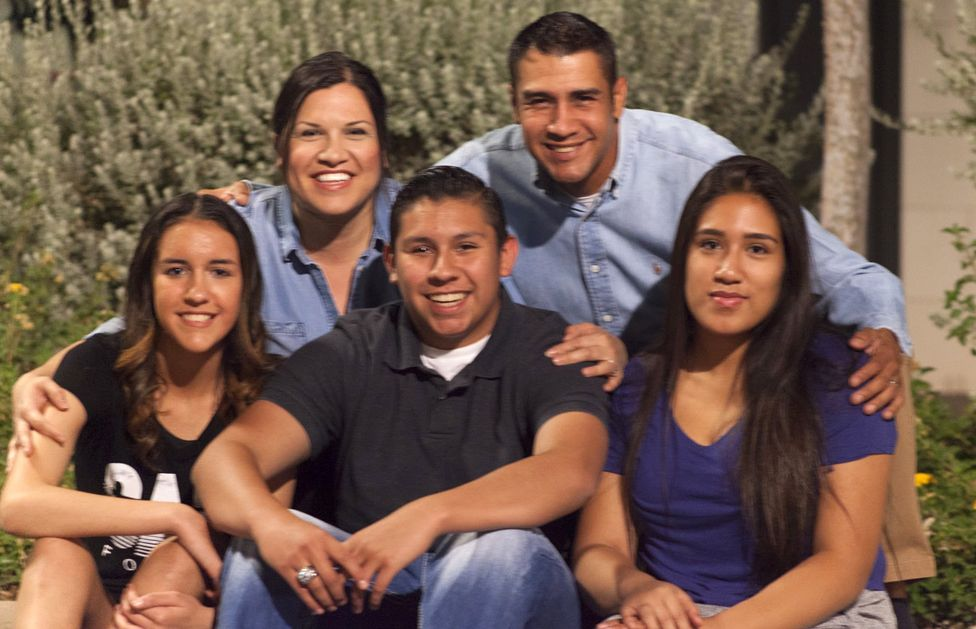 the Gonzales family