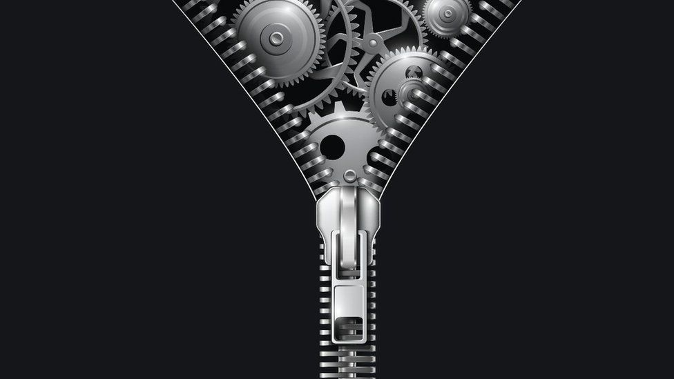 Sex robot graphic