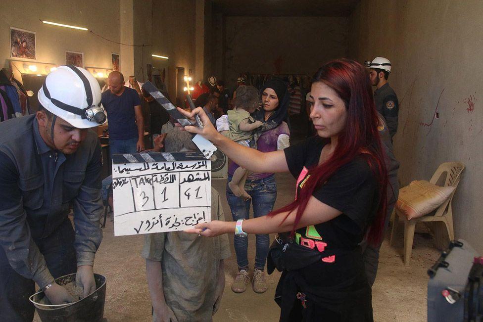 A still from the Revolution Man film's website