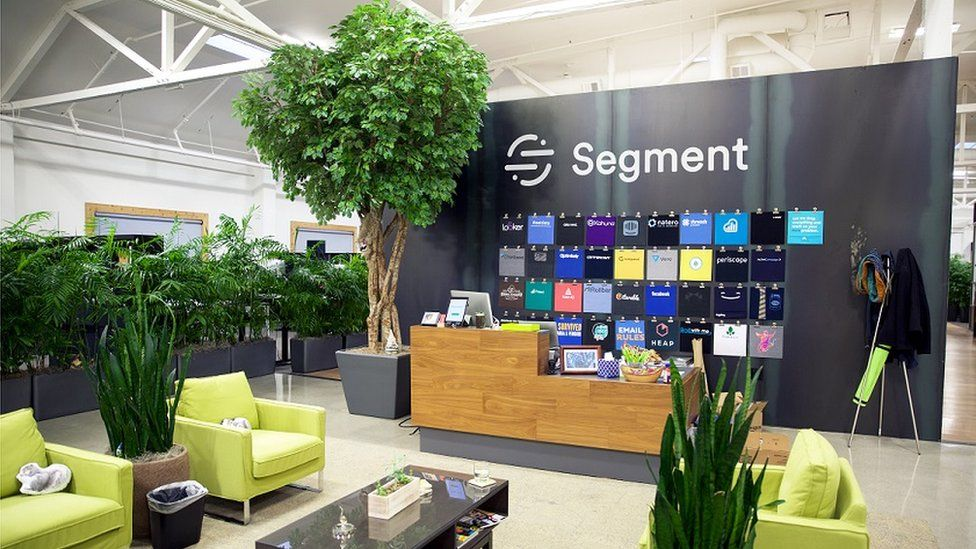 Segment office, San Francisco