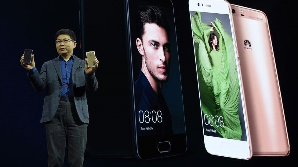 Huawei P10 launch